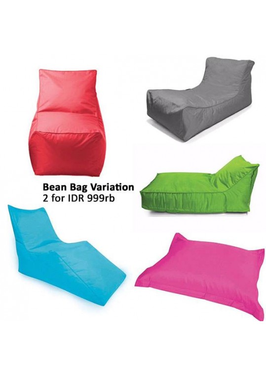 Bean Bag Variation A (2 Bean Bag 1 harga)