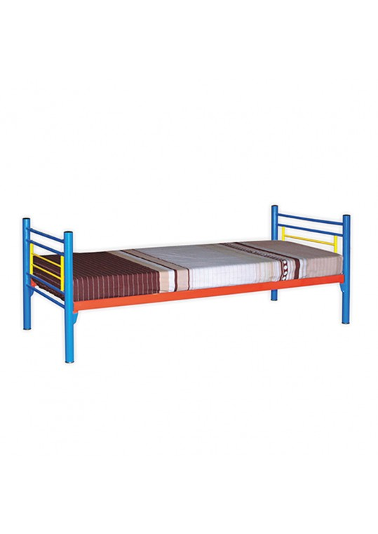 Florida Steel Bed Single