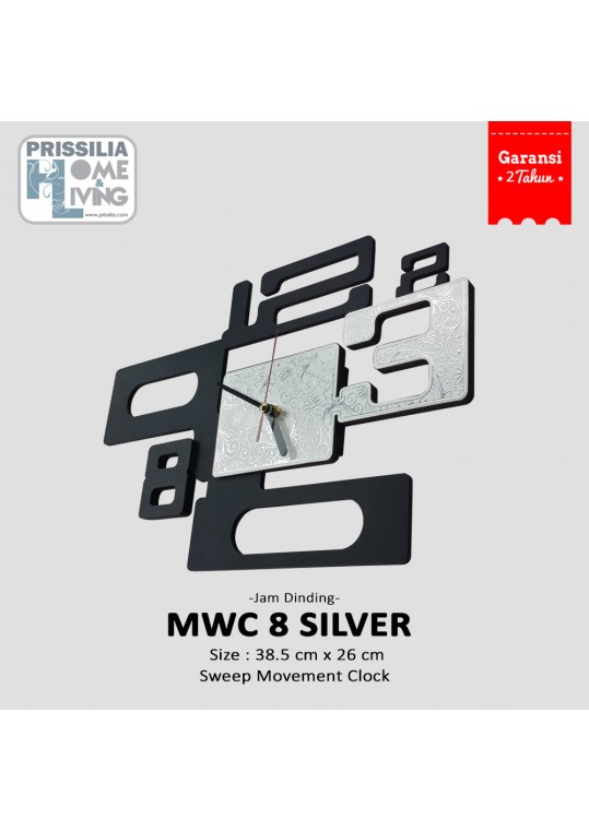 MWC 8 Silver