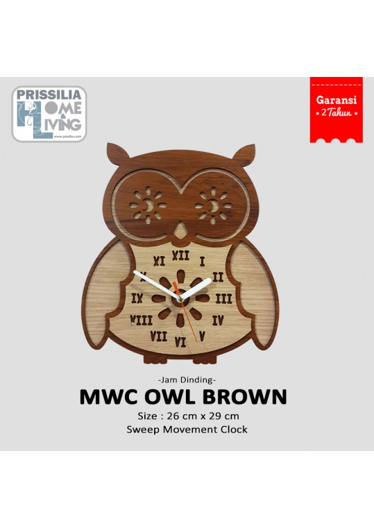 MWC Owl Brown