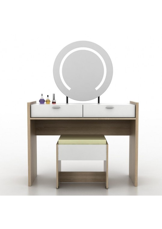 Gladys Dressing Table W/ LED