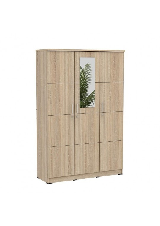Johnson Wardrobe 3 Doors