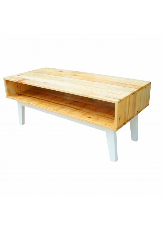 Cameo Pine Coffee Table