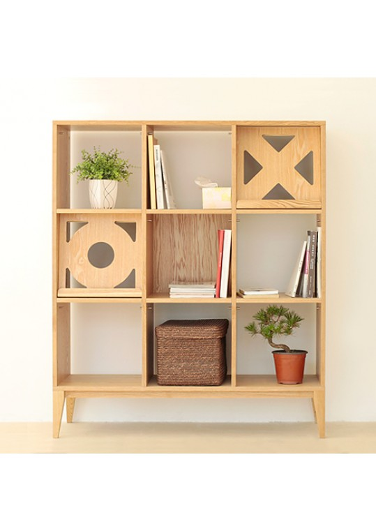 Deadwood Pine Cabinet [Mini]