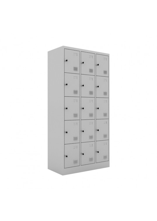 Chou Steel Locker 15 Doors