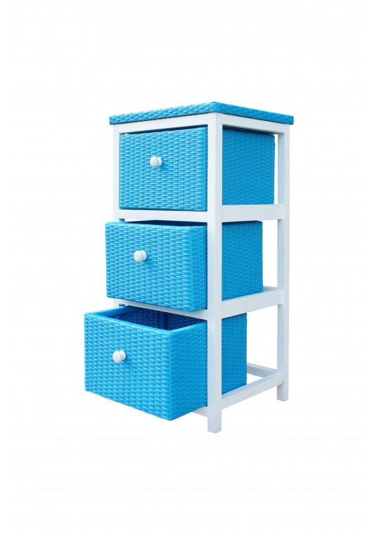 Slithreen Drawer Rattan