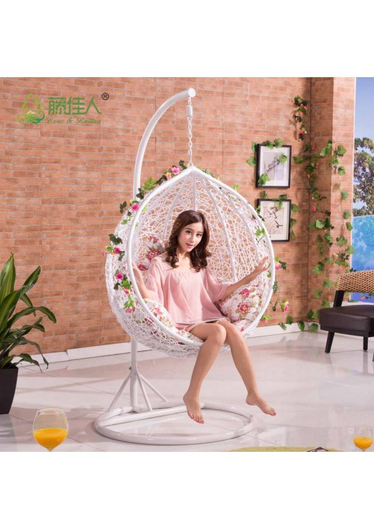 Rattan Swing [FOR RENT]