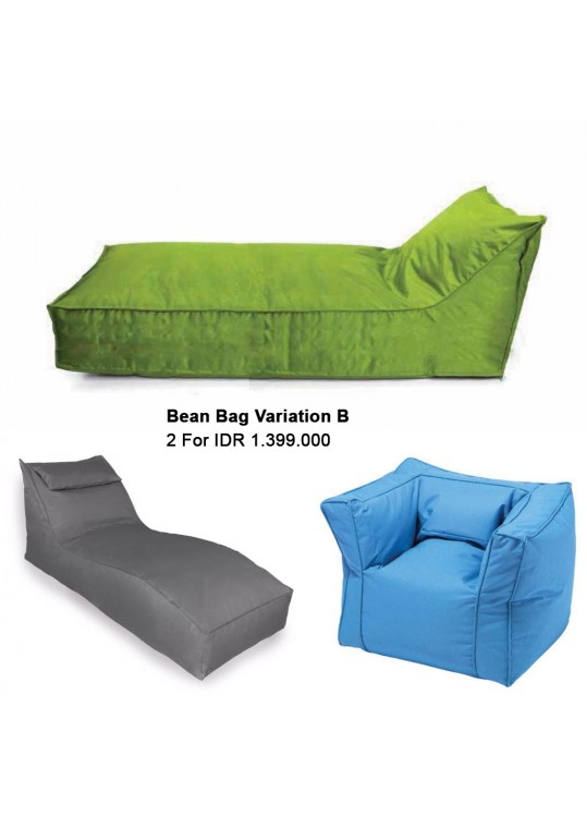 Bean Bag Variation B (2 Bean Bag 1 Harga)