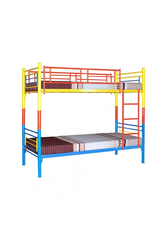 Manchester Steel Bed Double