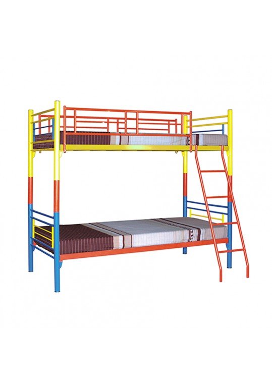 Atlanta Steel Bed Double