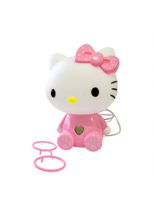 HELLO KITTY - PINK/KACAMATA [LD-514-1]